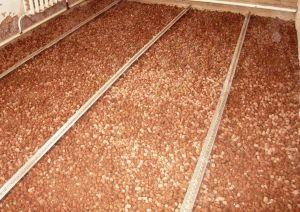 Кровлю керамзитобетоном кубики бетона купить