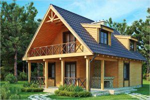 Как сделать стропила на двускатную крышу: пошаговая инструкция