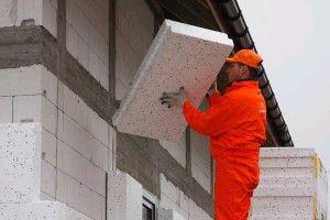 Как утеплить дом из пеноблоков снаружи и изнутри: какой теплоизолятор лучше выбрать