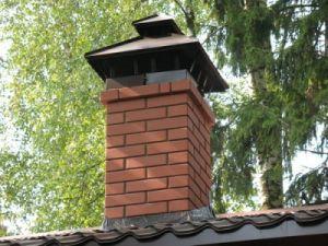 Защита оголовков дымоходов от атмосферных осадков дымоход сэндвич с растяжками
