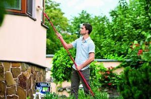 Как выбрать краску по бетону для наружных работ