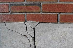 Как правильно провести ремонт фундамента разбор основных причин разрушения и их устранение